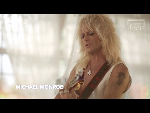 Michael Monroe yllättää insa Artun Hanoi Rocks klassikon uudella sovituksella!  SuomiLOVE