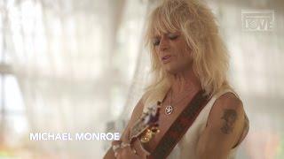 Michael Monroe yllättää faninsa Artun Hanoi Rocks -klassikon uudella sovituksella! | SuomiLOVE