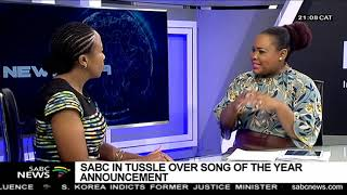 SABC in tussle over Summer Song Of the Year announcement: Nada Wotshela