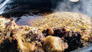 Meşhur Özbek pilavı nasıl yapılır? 2 bin 500 yıllık lezzetin sırrı ne? Ustası anlatıyor