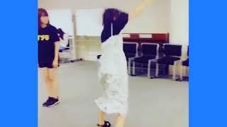 佐藤杏樹 NGT48 萌香の即興ダンス。最強に面白いwwwwww 。2017.08.27.