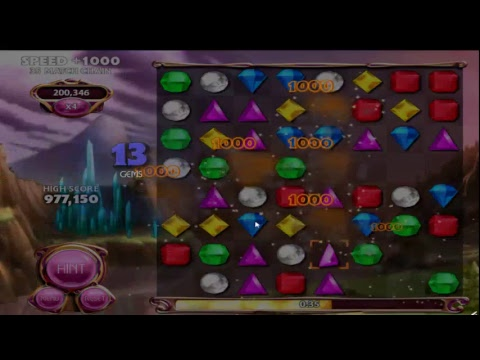 Bejeweled Blitz...  But with SFX and Hypercubes from Bejeweled Blitz LIVE (Stream 1)