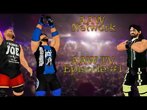 AAW TV Episode #1 : 3 New Champions are Crowned