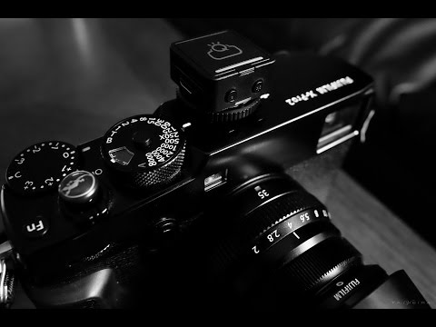 FlashQ Triggers with Fuji X Series Cameras - Part 1 of 3 - Introduction & Comparisons