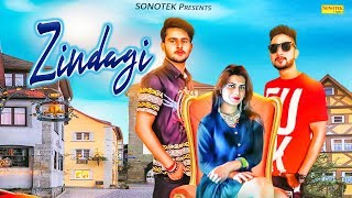 Zindagi | Pushp Rajput Feat Ravin J | Latest Bollywood Romantic Songs 2019 | Sonotek