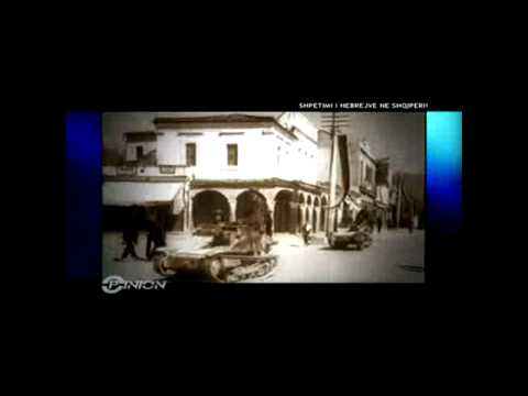 Albanians Helping Jews During WWII (Documentary)