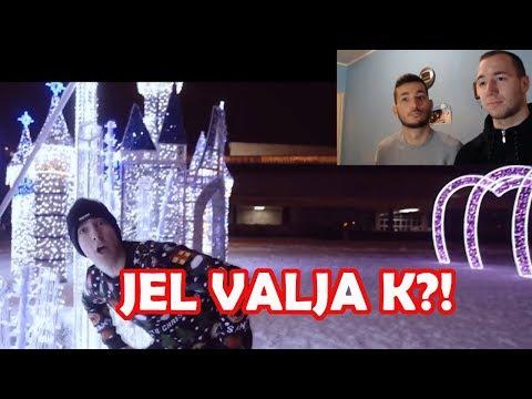 BakaPrase ft. Choda - PAKETIĆI JEL VALJA K?! REAKCIJA