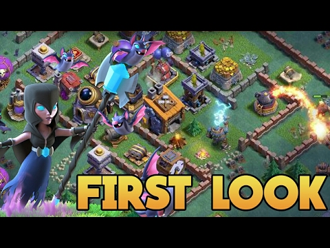 Thumbnail: Clash of Clans | Update is HERE!! First Looks and thoughts - (Livestream)