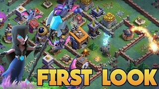 Clash of Clans | Update is HERE!! First Looks and thoughts - (Livestream)