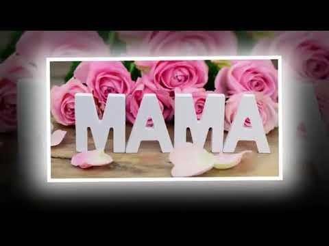 Очень красивое видео для мамы.