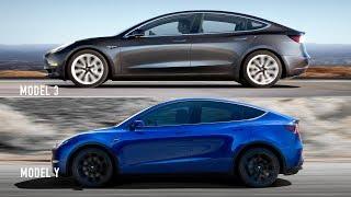 The Tesla Model Y is a 300-mile-range Model 3 doppelgänger coming in fall 2020