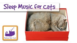 Sleep Music for Cats! Perfect Sleep Music for Kittens and Cats!