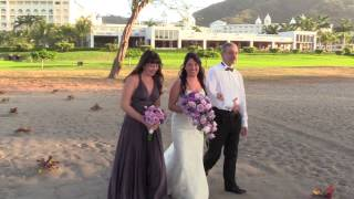 Jeff & Christina - Costa Rica Wedding