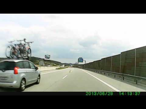 Praha 136,5 km → Brno 163 km Part 7