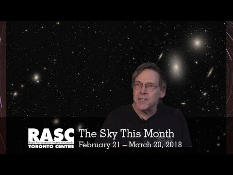 RASC-TC  The Sky This Month    February 21-March 20, 2018