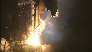 STS-131 Launch Replay OTV Camera 71
