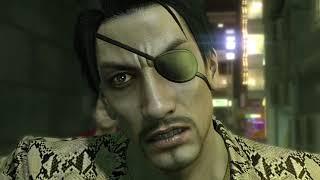 PS4, 플스4 용과같이 극1, #1 보스 살해의 운명