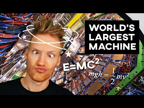 World's Largest Machine at CERN, Switzerland
