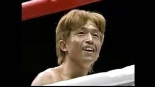 WBC暫定世界スーパーバンタム級TM  オスカーラリオスVS福島学