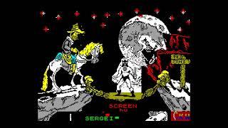 Skilet - Sergei [#zx spectrum Demo]