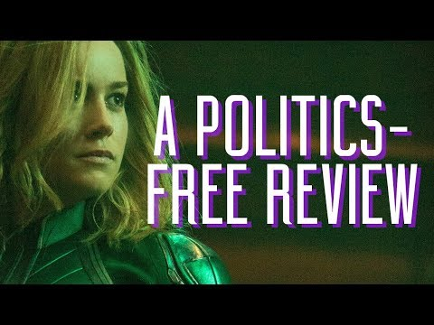 The Problem With Captain Marvel