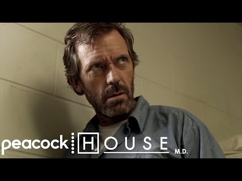 Doing Hard Time  House MD