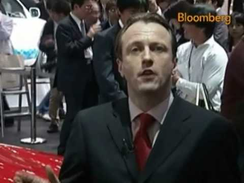 Japanese Automakers Seek Sales Boost at Tokyo Motor Show: Video