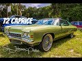 Super Clean 72 Chevy Caprice Classic on spoke in HD (must see)