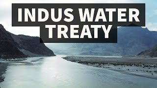 Indus water Treaty 1960 - IAS/PSC/UPSC - Burning Issues