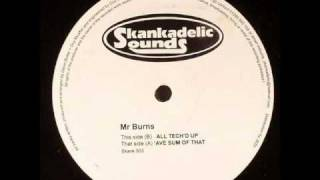 Mr Burns - ´Ave sum of that