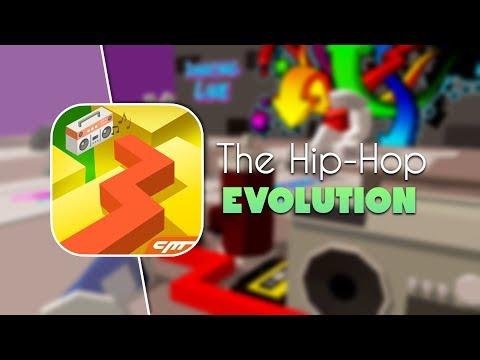 Dancing Line - The Hip Hop Evolution