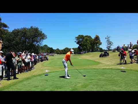Jordan Spieth 2017 Australian Open