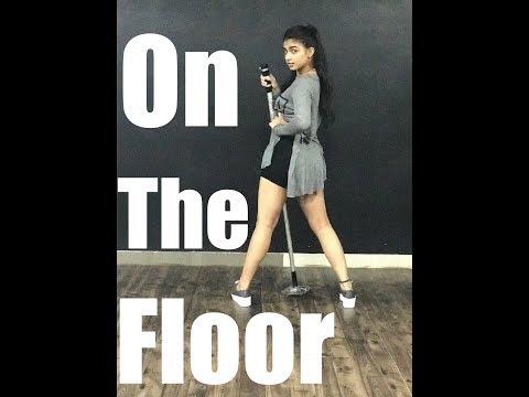 On The Floor   Jennifer Lopez & pitbull   Choreography Sumit Parihar ( Badshah )