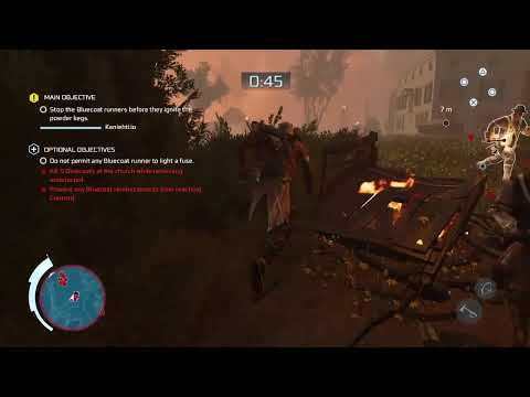 (Favorite Games Series) Assassin's Creed 3 Remastered The Tyranny of King Washington #1  