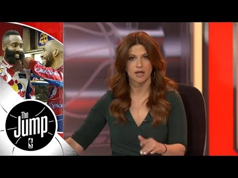 Rachel Nichols: Rockets wanted it more than Warriors in Game 2  The Jump  ESPN