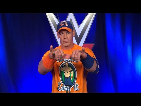 John Cena raps...in Mandarin