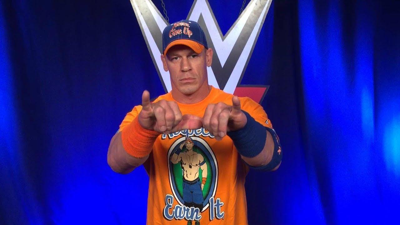 John Cena raps...in Mandarin - YouTube