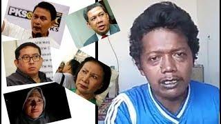 Kritikan dan sindiran rakyat biasa pada Neno W serta gerakan yang mau ganti presiden