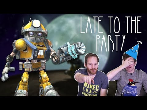 Let's Play Metal Arms: Glitch In The System - Late to the Party