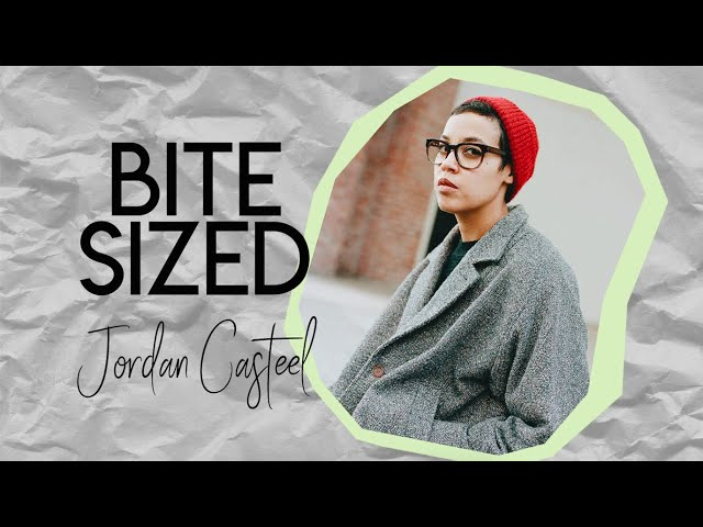 Bite-Sized Art History: Jordan Casteel | Self Portrait Art Project #CampYouTube #WithMe