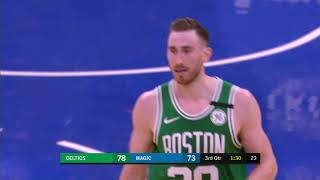 Orlando Magic vs Boston Celtics | January 24, 2020