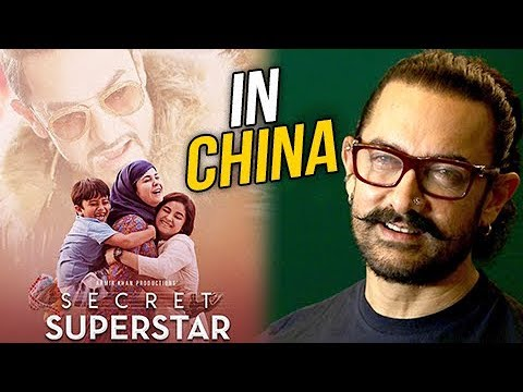 After Dangal, Aamir Khan To Release Secret Superstar In China