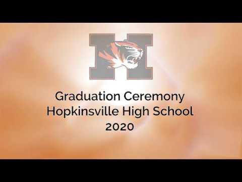 Hopkinsville High School (KY) Virtual Graduation 2020