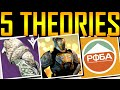 Destiny - 5 VERY COOL 'RISE OF IRON' THEORIES!