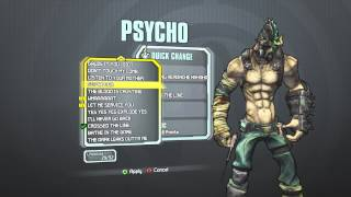 Borderlands 2 - Psycho Supremacy Pack (SPLITTING HEADACHE HAHA/CROSSED THE LINE)