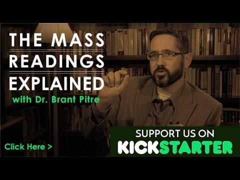 """The Mass Readings Explained"" Kickstarter"
