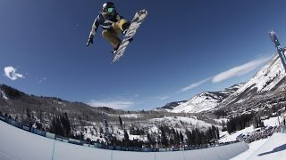 Chloe Kim Wins Women's Halfpipe Finals at the 2017 US Open - Full Video Highlights