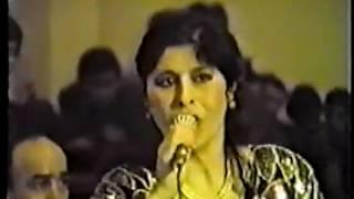 Nizami Remzi & Samirə Xanım 1989 il Baki Filarmoniyası 3 Asiq Canan
