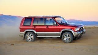 Flashback Forward: Acura SLX Reborn For RADwood