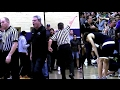 Playoff Game Ends in CHAOS! Coach EJECTED &